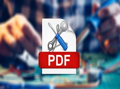 موقع اصلاح ملفات البي دي اف PDF التالفة التي لا تفتح