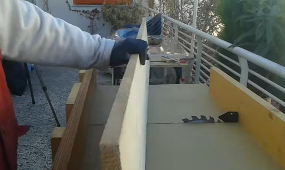 Φτιάχνει τετρακυψελίδιο για βασίλισσες. Βήμα βήμα η κατασκευή απο την αρχή!