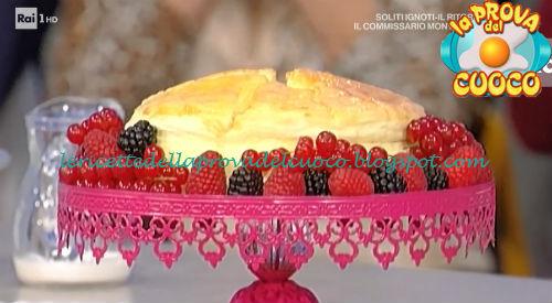 Cheesecake giapponese ricetta Shoda da Prova del Cuoco