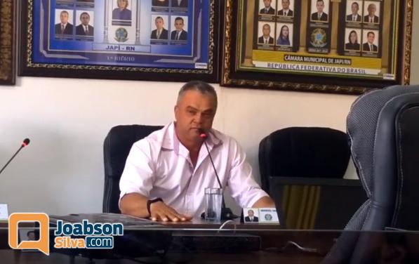 Zome é eleito presidente da Câmara Municipal para o biênio 2019-2020