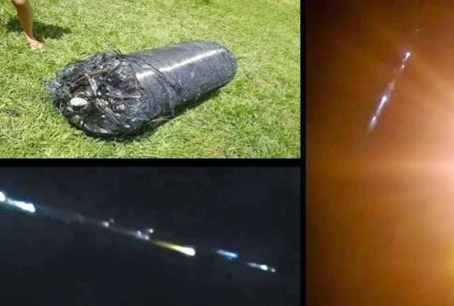 Misteri, UFO