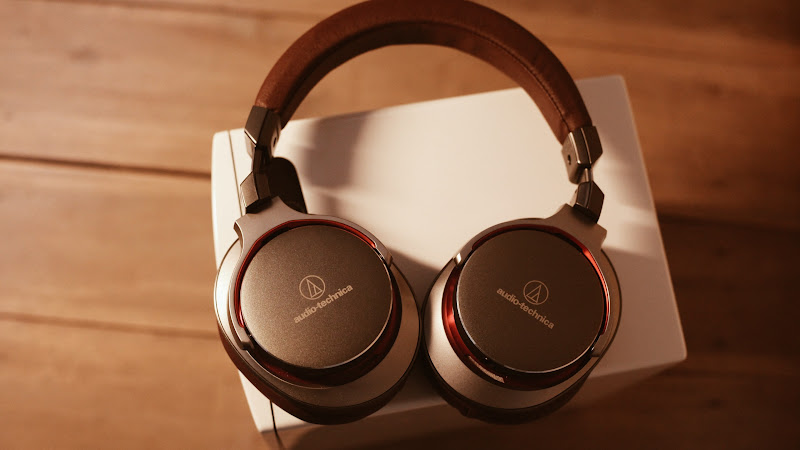 Audio-Technica Headphones 2