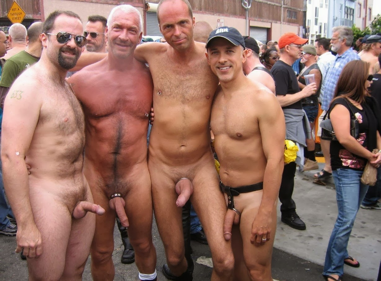 Ring In The New Year By Partying Naked
