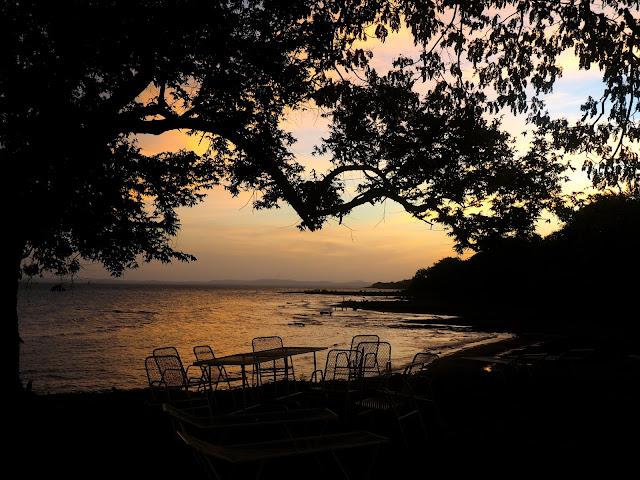 Sunset on Ometepe Island, Nicaragua