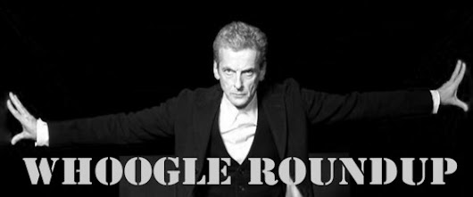 Doctor Who Weekly Roundup on Friday, December 23, 2016