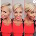 CHOC – Shy'm en blonde et cheveux courts (PHOTOS)