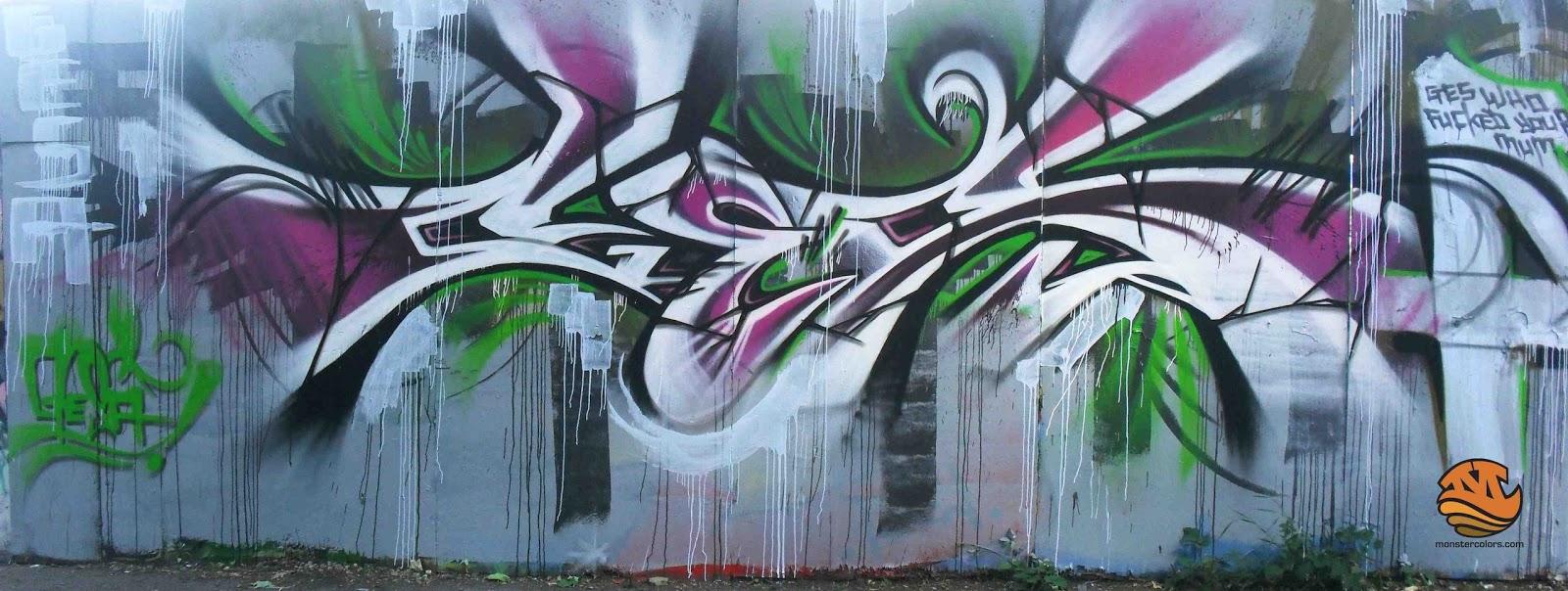 Best graffiti spray paint - Cell teck