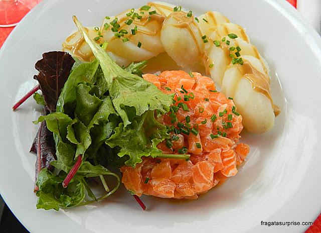 Paris: restaurante Les Ambassades, em Saint-Germain-des-Prés