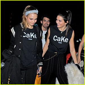 Kendall Jenner & Cara Delevingne 'CaKe' Fashion Line
