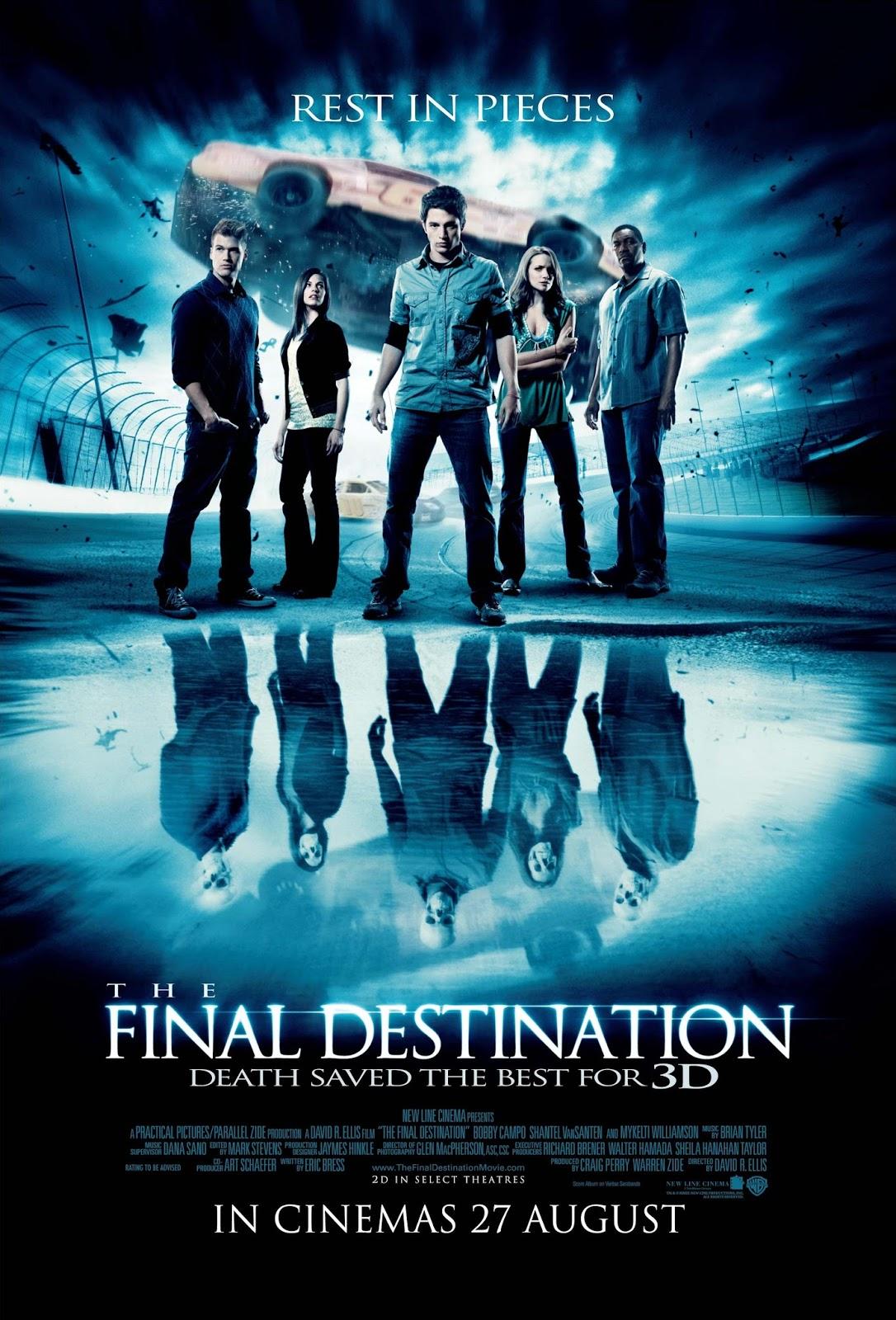Final Destination 4 (2009) ταινιες online seires xrysoi greek subs