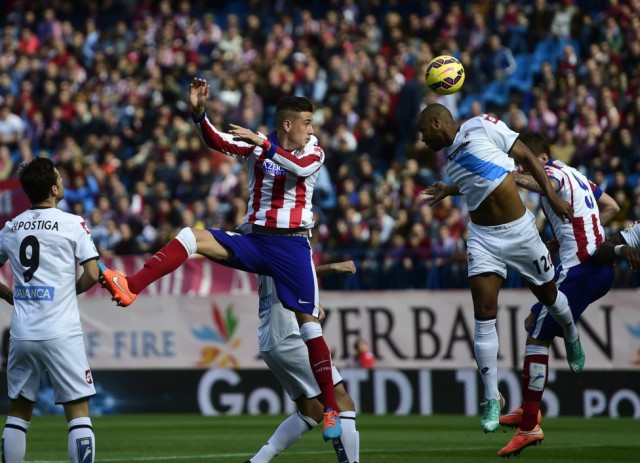 Deportivo vs Atletico Madrid