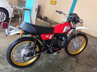 Forsale Yamaha DT Restoration