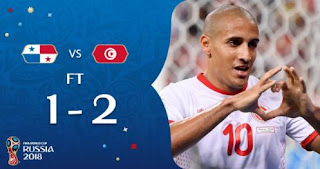 Panama vs Tunisia 1-2 Video Gol Highlights - Piala Dunia 2018 Rusia
