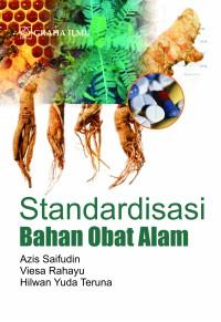 Standardisasi Bahan Obat Alam
