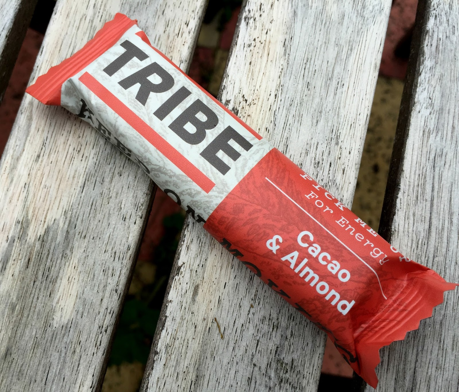Tribe Cacao & Almond 'Pick Me Up' Energy Bar