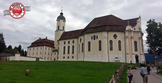Wieskirche, Baviera