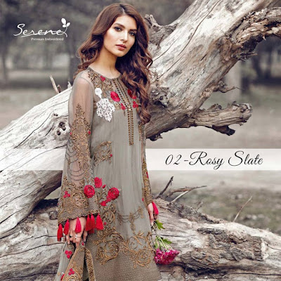 latest-serene-premium-luxury-chiffon-dresses-2017-for-women-3