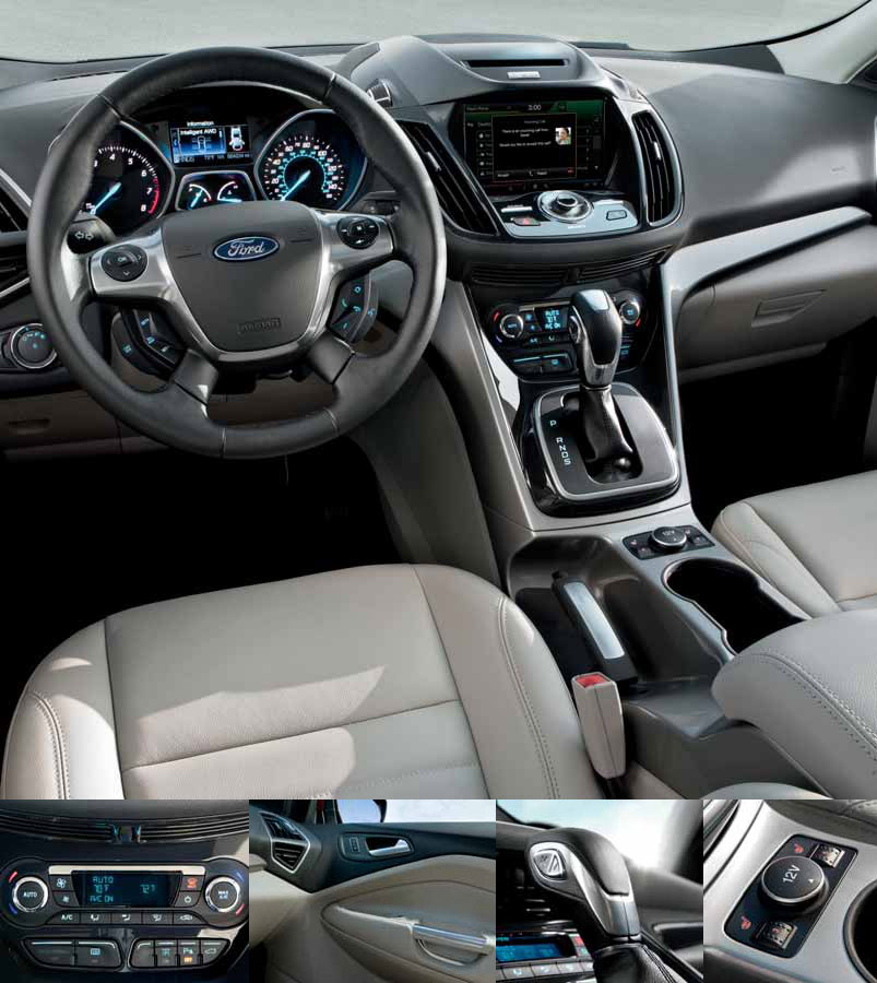 Ford 2013 Ford Escape Sel