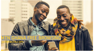 MTN Ghana Free Browsing Cheat Settings