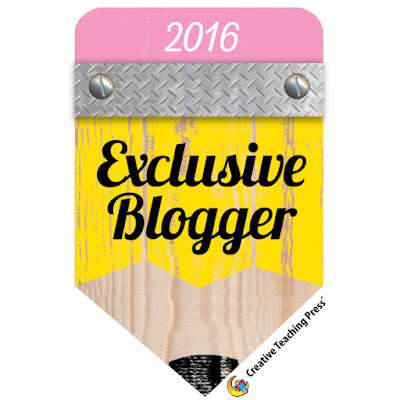 CTP Blogger Hop 2016 Time 4 Kindergarten