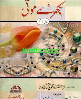 Bikhre Moti By Maulana Muhammad Yunus Palanpuri