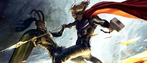 imaginarium of olosta: Loki Laufeyson 3  Myth vs  pop-culture
