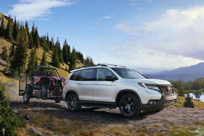 Honda Akhirnya Luncurkan Kakak CR-V, Berapa Harganya?