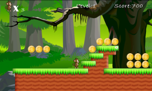 game Jungle Monkey Saga