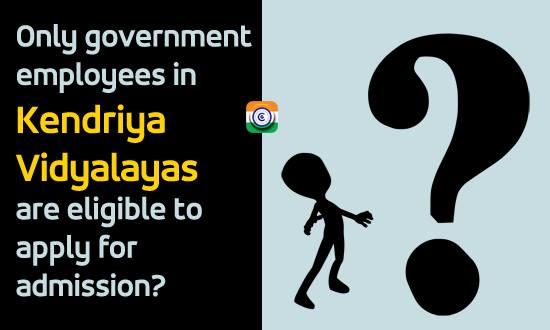 government-employees-Kendriya-Vidyalayas-School