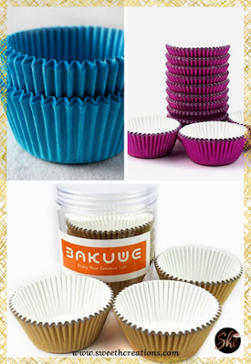 TIP #4: HIGH-QUALITY CUPCAKE LINERS