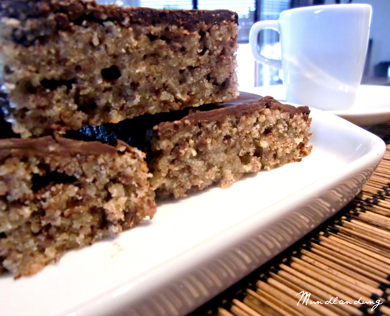 Mundlandung Chocolate Nut Bars