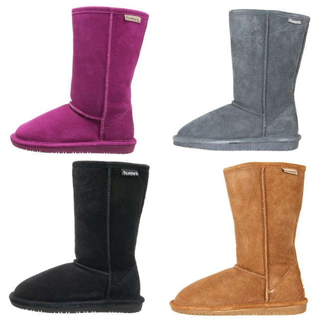 Amazon: Kids' Bearpaw Boots only $40 (reg $80) + Free Shipping!
