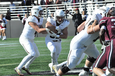 QUICK RECAP: Lehigh Has Another Losing Trip To NYC, Falls to Fordham 45-35