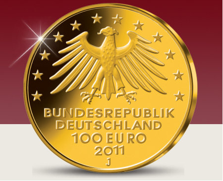 Germany S Gold Reserves A New World Currency