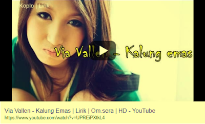 Download Lagu Via Vallen Mp3-Download Lagu Via Vallen Kalung Emas Mp3-Download Lagu Via Vallen Kalung Emas Mp3 Gratis