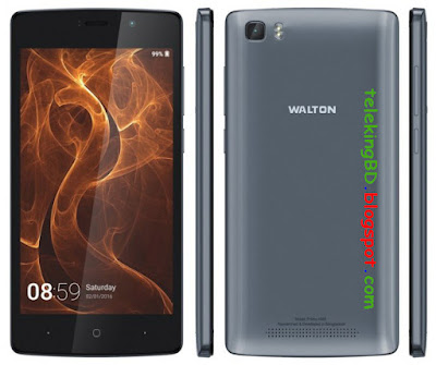 Walton Primo HM3+ (Plus) Android Phone Full Specifications & Price