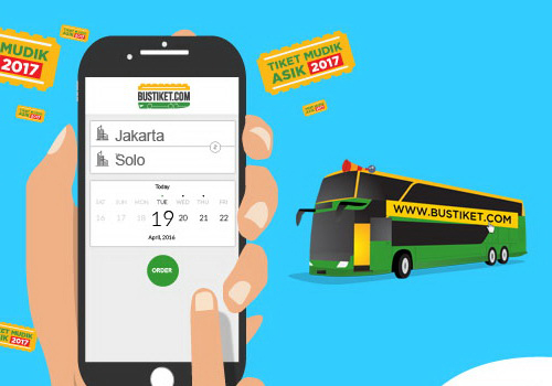 Tinuku Bustiket.com offers digital ticket booking for bus operators