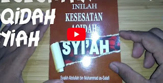 Review Buku Inilah Kesesatan Aqidah Syiah [Video]