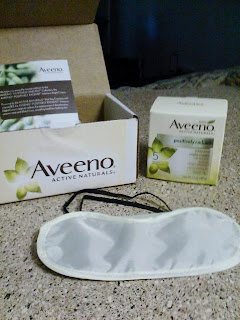 Aveeno revitalizing hydrating night creme