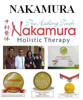 Lowongan Kerja di Nakamura Holistic Therapy - Penempatan
