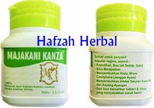 Majakani kanza aceh murah di hafzah herbal