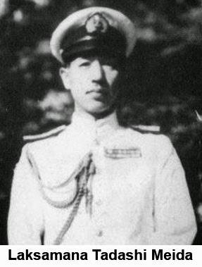 Foto Laksamana Tadashi Meida