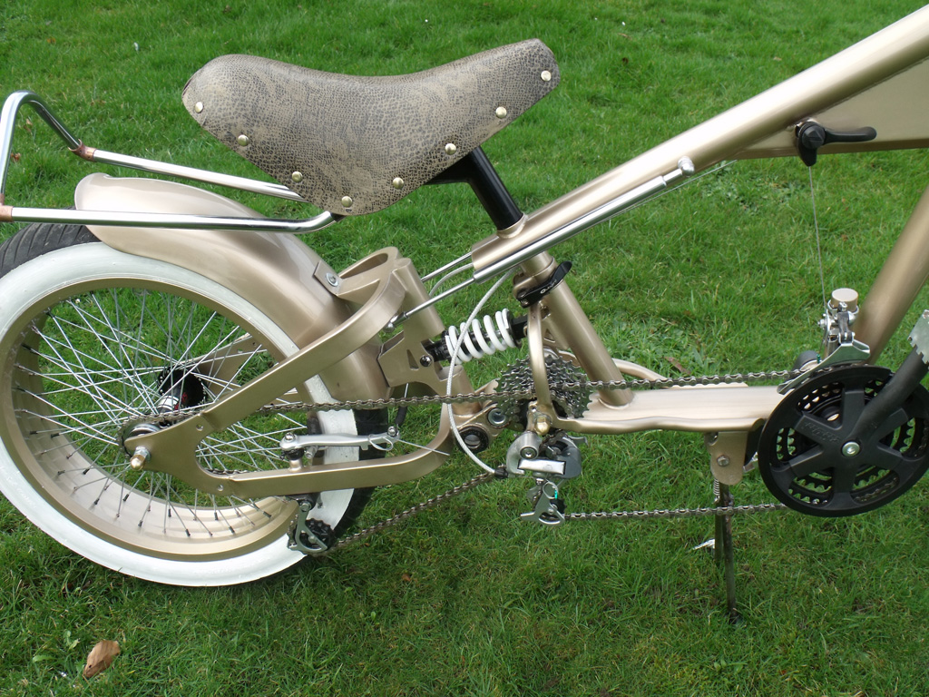 AtomicZombie Bikes, Trikes, Recumbents, Choppers, Ebikes, Velos and