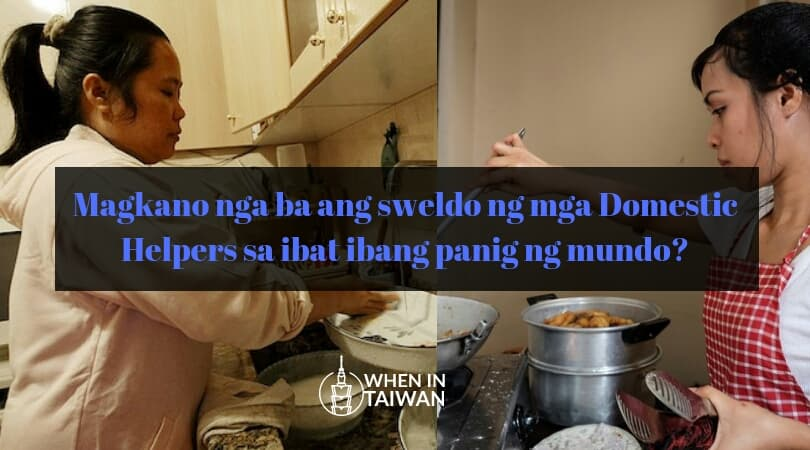 How Much Does An Ofw Earn In Different Parts Of The World When