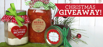 Canning Label Giveaway