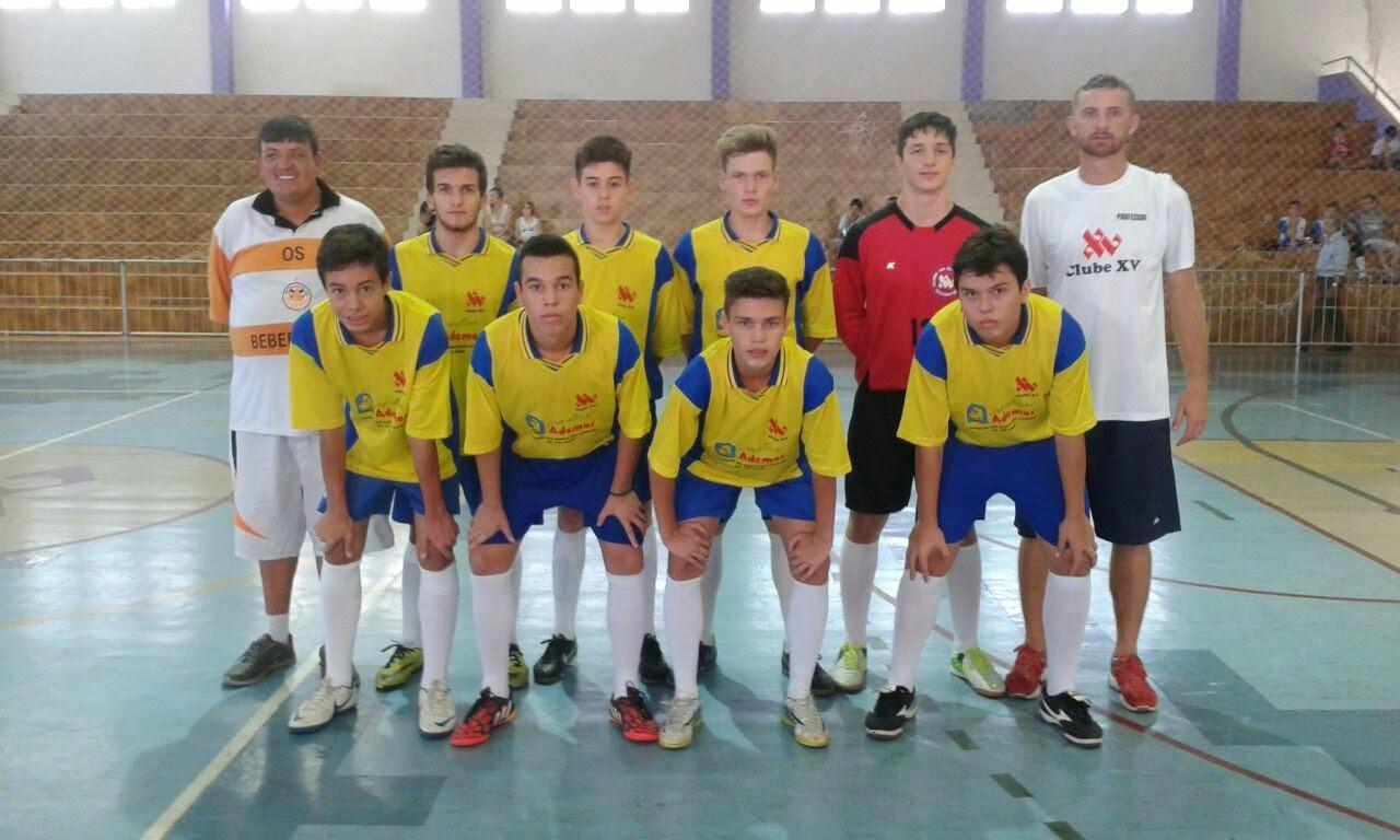... para acompanharem rodada da Copa Inter Clubes de Futsal – Categoria  Menores 039c5b47ba0a3
