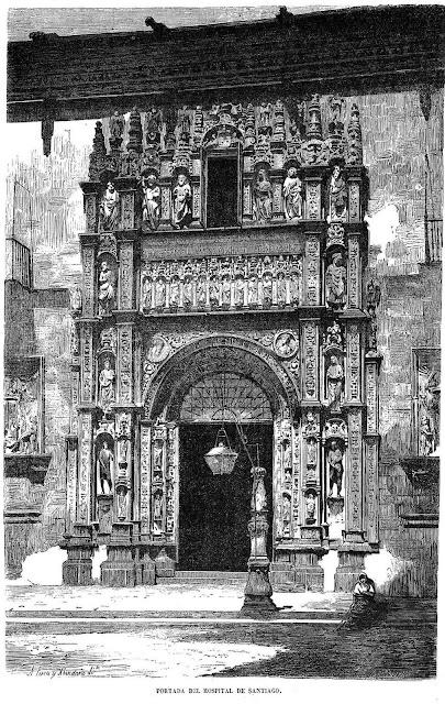 Santiago de Compostela (La Coruña).