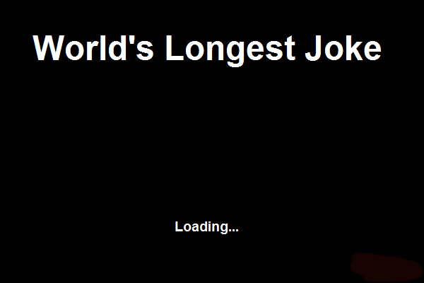 funny World's Longest Joke picture