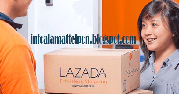 Cara Mengetahui Nomor Resi Dan Lacak Pengiriman Lazada