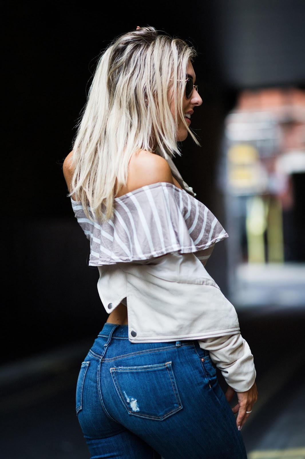 grlfrnd jeans revolve